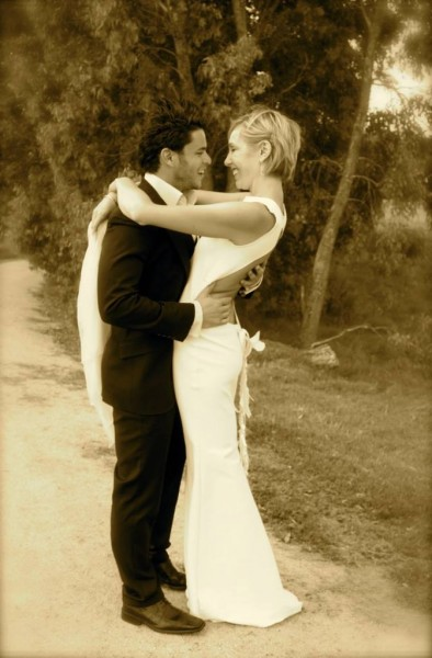 Australian Wedding Day ~ January 16 2010
