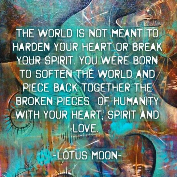 Living Softer with Love