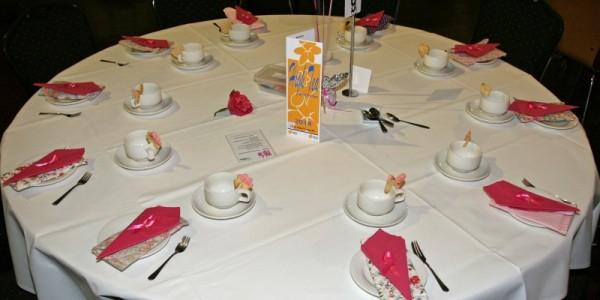 Traralgon Cancer Council ~ High Tea