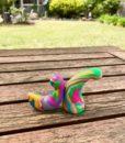 Cari & Elmo ~ polymer sculptures