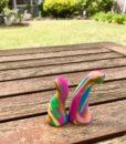 Em & David ~ polymer sculptures