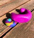 Shima & Astin ~ polymer sculptures