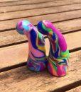 Cana & Dal ~ polymer sculptures