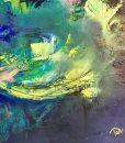 Dreams Beyond ~ Oil on Canvas